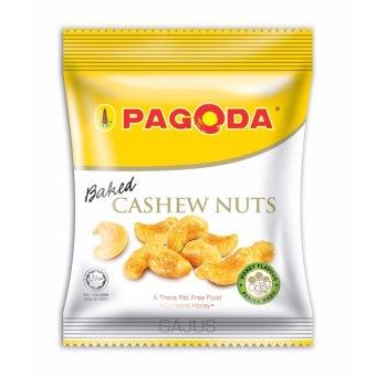 Hạt điều sấy mật ong Pagoda Food Malaysia 37gr