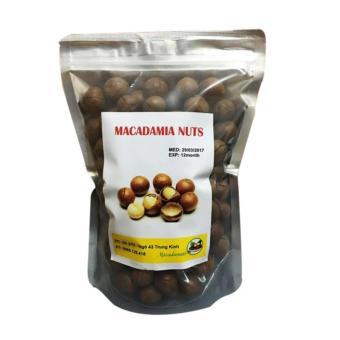 Hạt Macca nứt vỏ tự nhiên 1kg