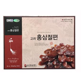 Hồng sâm lát tẩm mật ong Goryeo