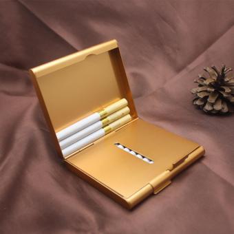 Hộp đựng thuốc lá 20 điếu sang trọng, đẳng cấp C179 (Vàng)