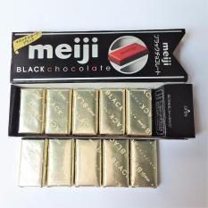 Đánh Giá Hộp Socola Đen Nhật Bản Meiji Black Chocolate