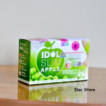 Idol Slim Apple - Nước táo giảm cân Thái Lan (10x15 gói)