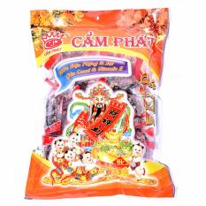 Kẹo mè đen Cẩm Phát - Đặc sản Trà Vinh (300g)