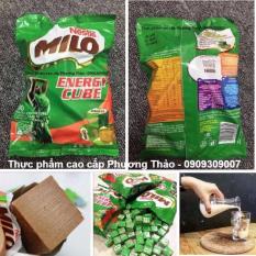 Cập Nhật Giá Milo Cube Nestle Thái Lan 275g -100v