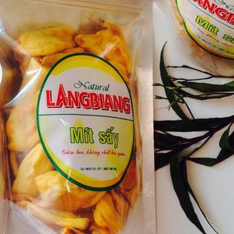 Mít Sấy Giòn (400gr) -thơm ngon ,ngọt nhẹ,giữ nguyên hương vị tự nhiên