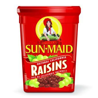 Nho khô Sun - Maid Natural California Raisins - 500g
