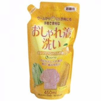 Nước giặt cho đồ len Oshare - 450ml (dạng refill)
