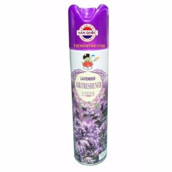 Nước hoa xịt phòng Sandokkaebi 370ML Hương Oải Hương RCB250