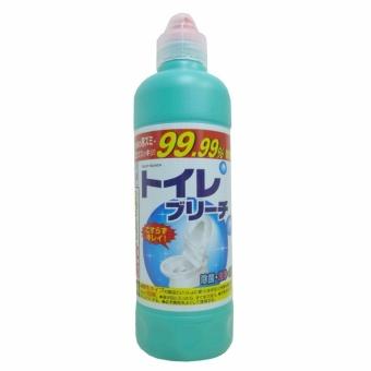 Nước tẩy rửa nhà vệ sinh không mùi Rocket 400ml