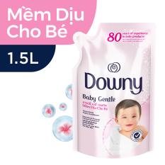 Cách mua Nước xả Downy mềm dịu cho bé túi 1.5L