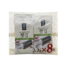 Giảm giá Rong biển ăn liền tẩm gia vị Miwon 18,4g (2,3gx8) – bachhoa365
