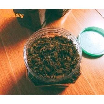 Ruốc nấm hương thơm ngon, bổ dưỡng, tốt cho sức khỏe - đảm bảo an toàn chất lượng