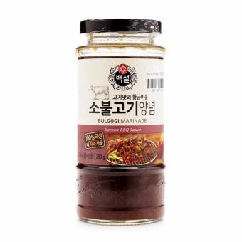 Sốt BBQ Thịt bò Hàn Quốc Nhập Khẩu 290g