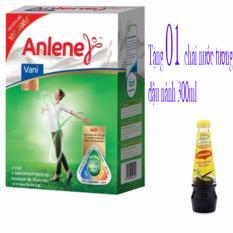 Sữa Bột Anlene Gold Hương Vanilla Trên 51 Tuổi Hộp Giấy,  KL: 1 kg