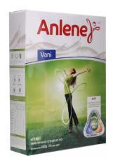 Sữa Bột Anlene hộp giấy Vani 440g