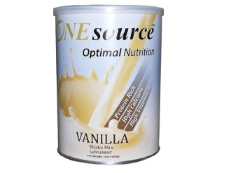 Sữa bột dinh dưỡng ONE SOURCE OPTIMAL NUTRITION VANILLA 400g