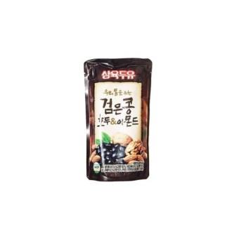 Sữa Óc Chó Hạnh Nhân Đậu Đen Hàn Quốc Thùng 20 Gói x 195ml