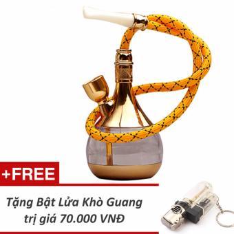 Tẩu lọc thuốc Zobo ZB 505 + Tặng Bật Lửa Khò Guang