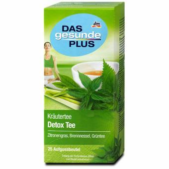 đanh Gia Tra Das Gesunde Plus Detox Tee Krautertee 50g Gia Chỉ 85 381đ