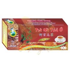 Vì sao mua Trà Hà Thủ ô cho người bạc tóc -Nguyên Thái Trang
