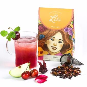 Trà trái cây Lili hương anh đào - 50g