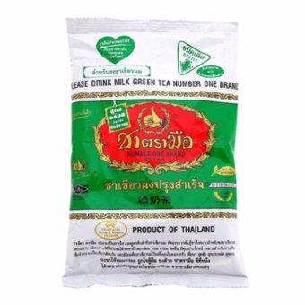 Trà xanh Thái Lan 200g - Nguyên liệu pha trà sữa Thái