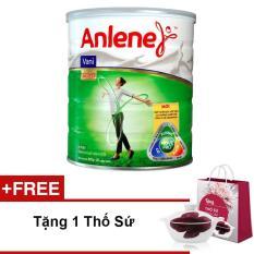 TÚI QUÀ 02 LON Anlene Gold MOVEPRO™ Hương Vani (800g) + Tặng 1 thố sứ