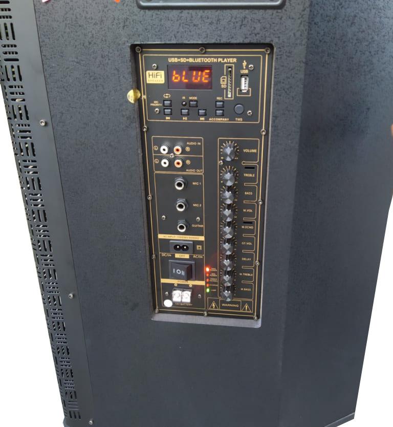 Loa kéo di động Koda KD-1519 (Ảnh 4)