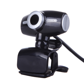 12MP HD USB Webcam Night Vision Chat Skype Video Camera for PCLaptop (Intl)
