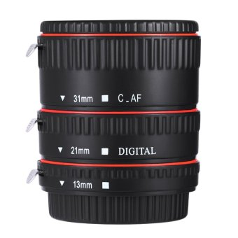 13MM 21MM 31MM Auto Focus Macro Extension Tube for Canon EF EF - S Lens - intl