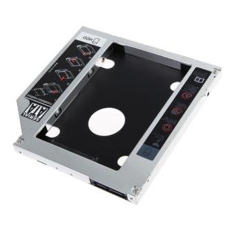 2nd 9.5mm SATA HDD SSD Hard Drive Caddy Bay for MacBook - intl - 3