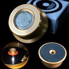 3-in-1 Record Clamp LP Disc Stabilizer Turntable Vibration Balanced Golden – intl Tại Teamwin giá bao nhiêu?