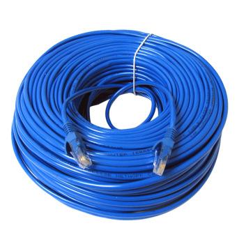 30m RJ45 Cat5 Ethernet LAN Network Ethernet Cable for PC Internet Router Blue