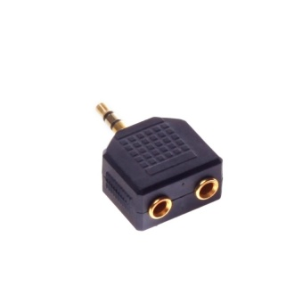 3.5mm interfaces to RCA Male Adapter 2F gold plated connector black- intl - 8411736 , OE680ELAA8OR05VNAMZ-16946645 , 224_OE680ELAA8OR05VNAMZ-16946645 , 538020 , 3.5mm-interfaces-to-RCA-Male-Adapter-2F-gold-plated-connector-black-intl-224_OE680ELAA8OR05VNAMZ-16946645 , lazada.vn , 3.5mm interfaces to RCA Male Adapter 2F gold