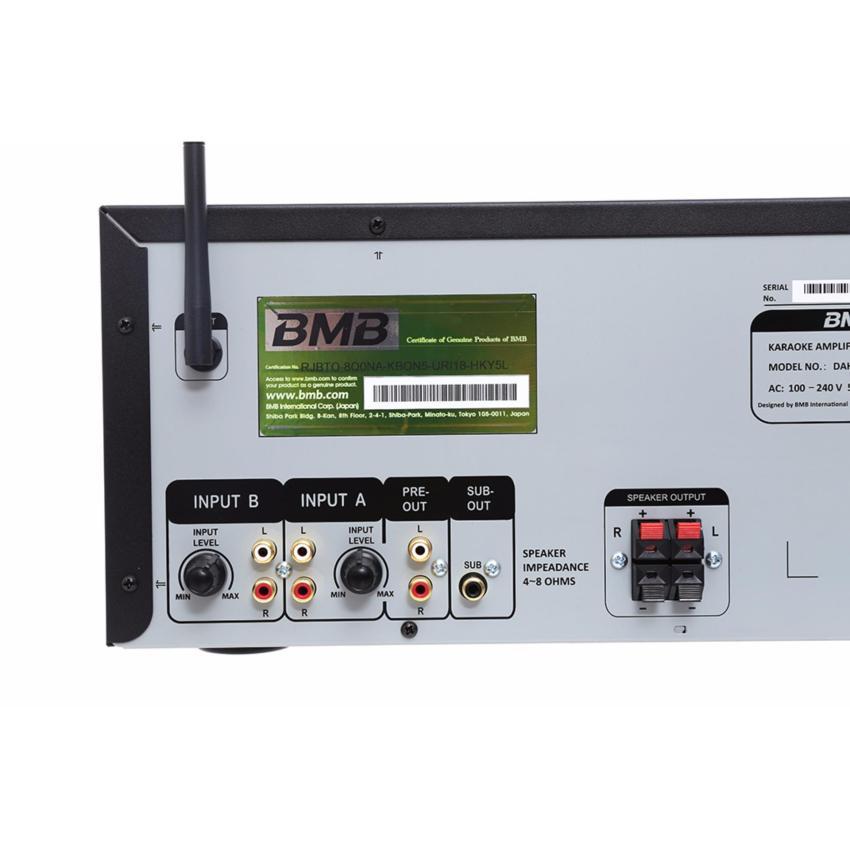 Hình ảnh Amplifier Karaoke BMB DAH-100