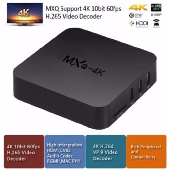 Android Box TV - MXQ 4K Ci tin 2017 _ Nng cp TV thnh smart TV