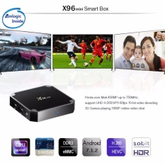 So Sánh Giá Android tivi box X96 Mini – Ram 2gb – Rom 16GB   Smart New VN