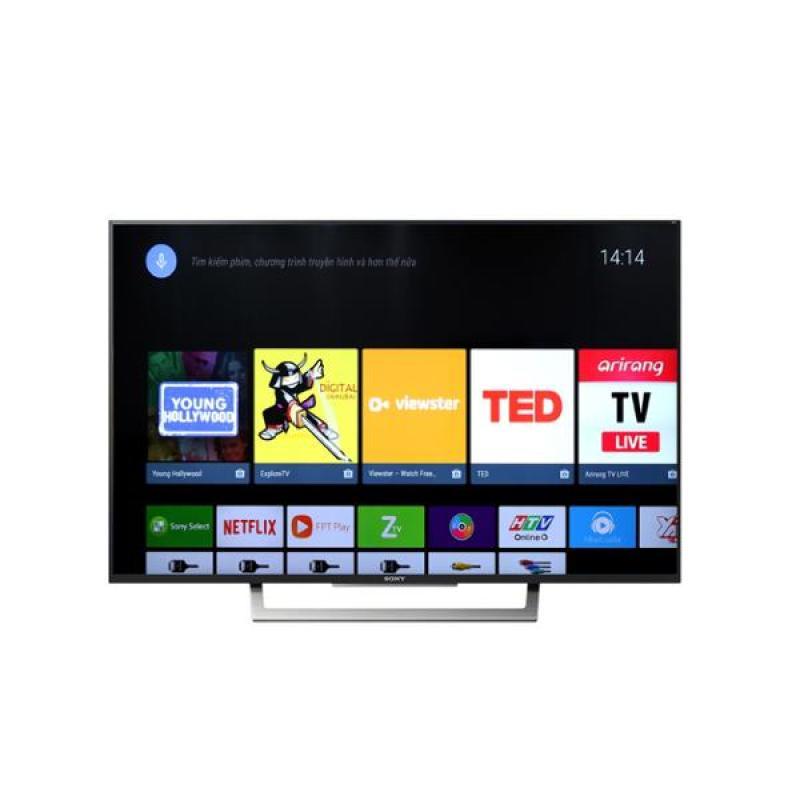 Bảng giá Android Tivi Sony 4K 49 inch KD-49X7500E