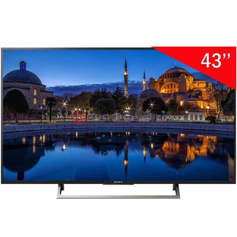 Bảng giá Android Tivi Thông Minh Sony 43 4K Ultra HD Dải Tần Nhạy Sáng Cao HDR KD-43X7500E_Hàng Nhập Khẩu