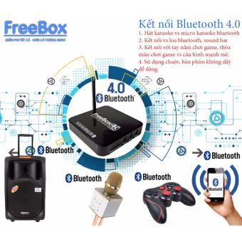 Android TV Box F1 Pro 4K – Ram 2GB, Android 6.0, Bluetooth 4.0