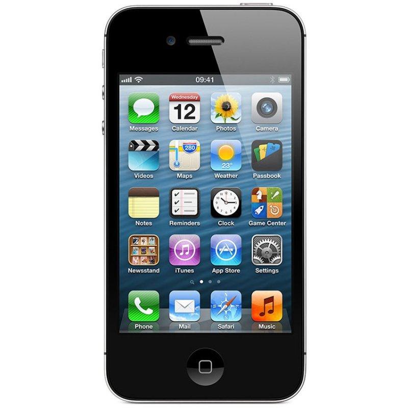 Apple iPhone 4S 8GB (Đen)