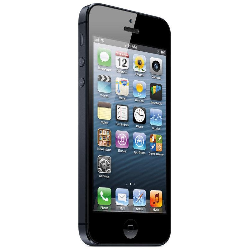 Apple iPhone 5 16GB (Đen) – Hàng nhập khẩu
