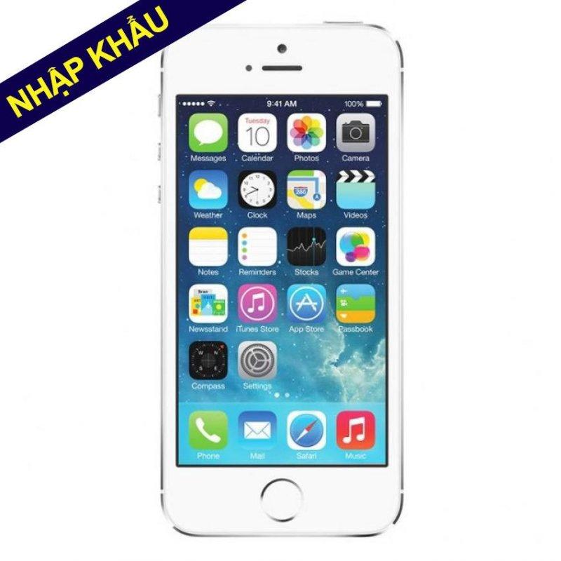 Apple iPhone 5S 16GB (Vàng) – Hàng nhập khẩu
