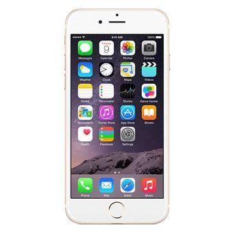 Apple iPhone 6 Plus 16GB (Vàng) - Hàng nhập khẩu