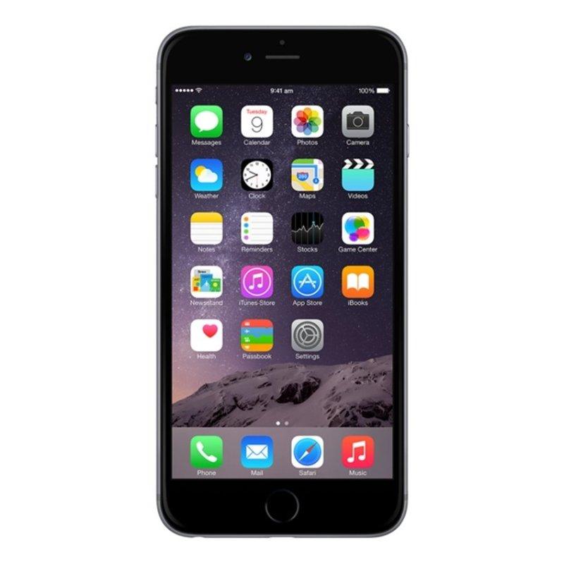 Apple iPhone 6 Plus 64GB (Xám) - Hàng nhập khẩu