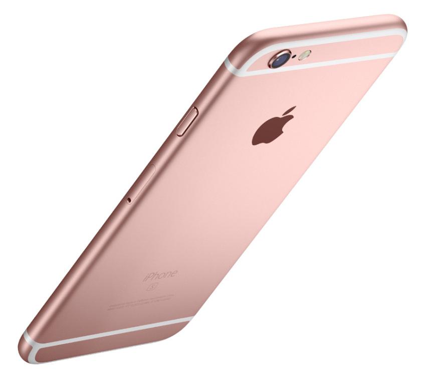 Apple iPhone 6S 32GB (Vàng hồng) - Hàng nhập khẩu