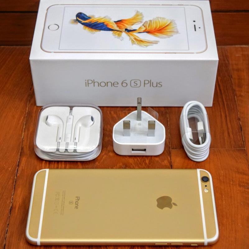 Apple iPhone 6S Plus 16GB - Hàng nhập khẩu