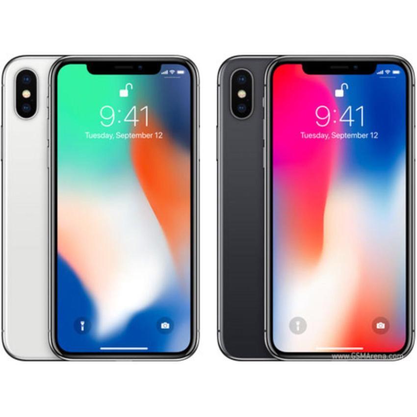 Hình ảnh Apple iPhone X 64GB (Xám) - Hàng nhập khẩu