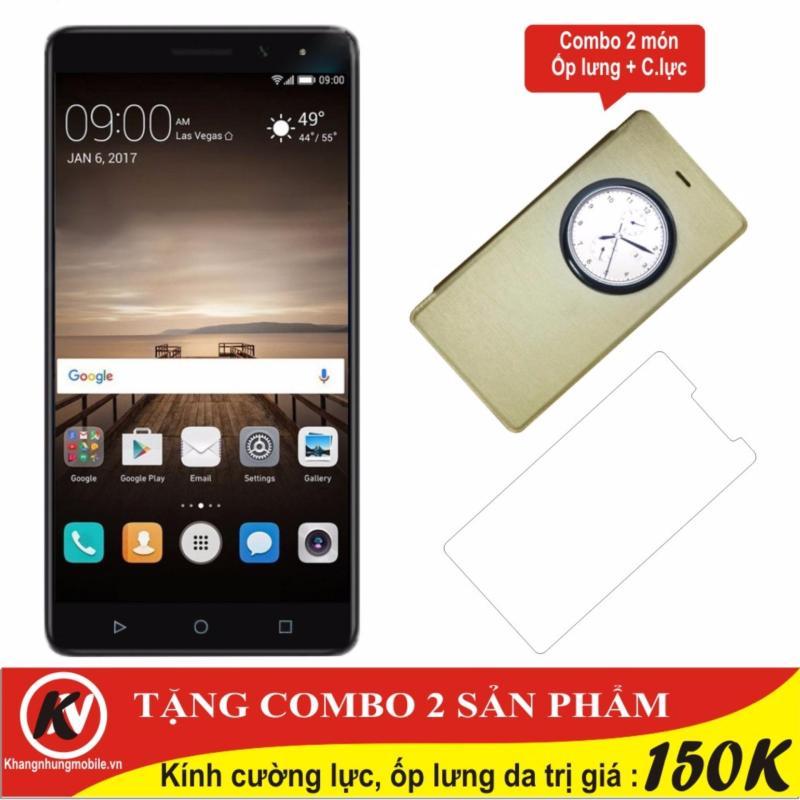 Arbutus Max 8S 32GB Ram 2GB Khang Nhung (Đen) - Hàng nhập khẩu + Cường lực + Ốp lưng da