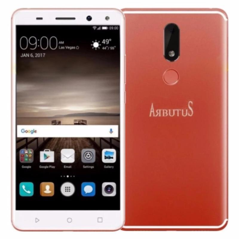 Arbutus Max 8S 32GB Ram 2GB Kim Nhung (Đỏ) - Hàng nhập khẩu